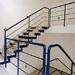 Escaleras de acero